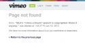 Vimeo verwijdert video over Martin Luther Kings 'I Have A Dream' – op de dag van de internetvrijheid