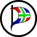 Logo Piratenpartij Groningen