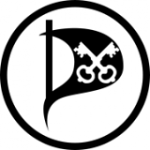Logo Piratenpartij Leiden