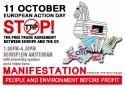 [Persbericht] Piratenpartij zal handelsverdrag TTIP letterlijk laten ontploffen op manifestatie 11 oktober