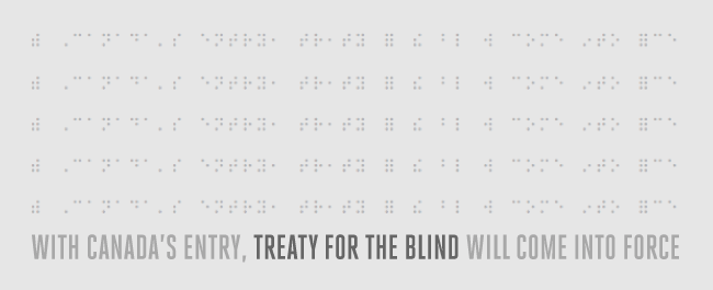 treatyfortheblind