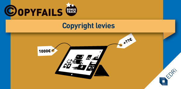 Copyright levies