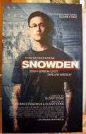 Piratenbios: Oliver Stone's Snowden… met Edward Snowden!