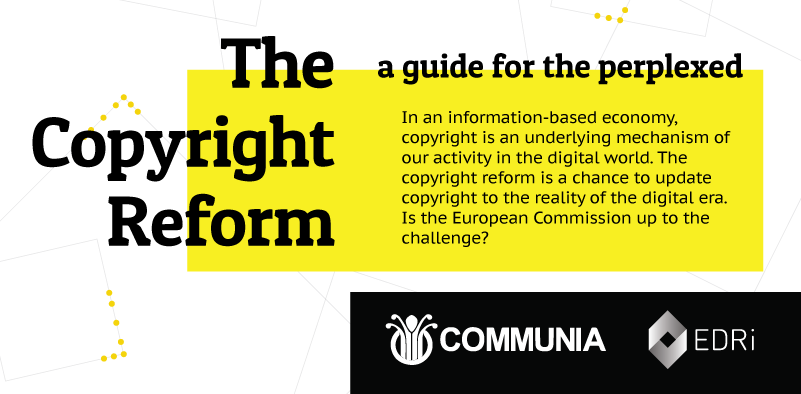 The Copyright Reform