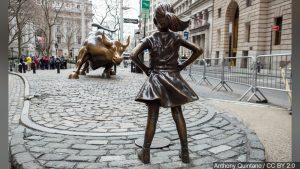 """""""The Bull"""" en """"The Defiant Girl"""""""