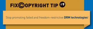 Fix Copyright DRM