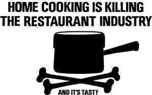 Thuiskopieheffing - Home Cooking Is Killing Restaurants