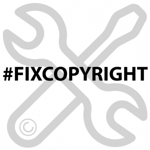 Fix Copyright