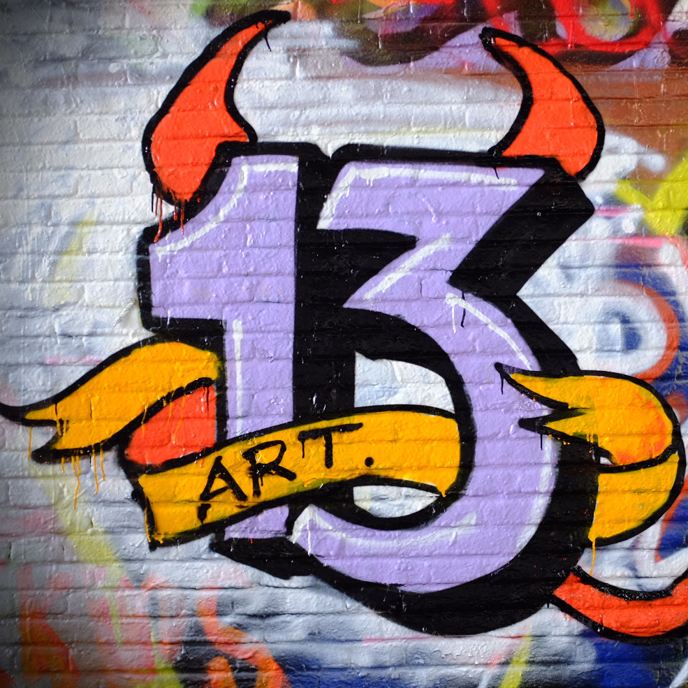 Article 13 graffitti