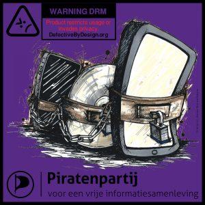 Warning DRM