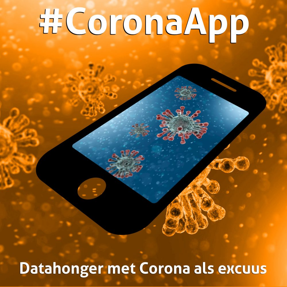 Datahonger Corona