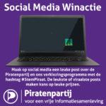 Social Media Winactie